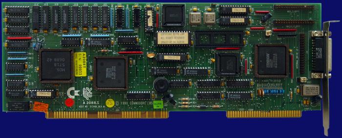 Commodore A1060- A2088T- A2088XT-A2286AT-A2386SX Rivive con WinUAE in Linux e altri S