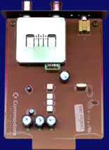 Commodore CDTV - RF-Video module, front side