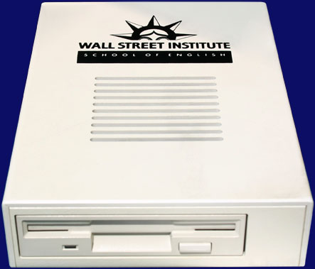 Index Information / Analogic Computers UK fWSI (WallStreet Institute Expansion) - Exterior, front side