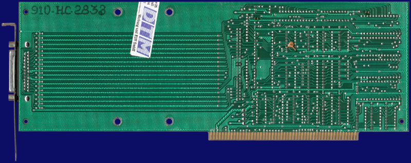 Great Valley Products Impact A2000-HC - Rev 4, back side