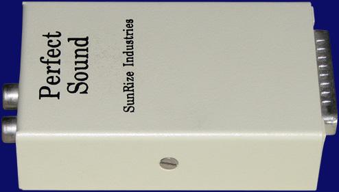 amiga hardware database   photo gallery of sunrize