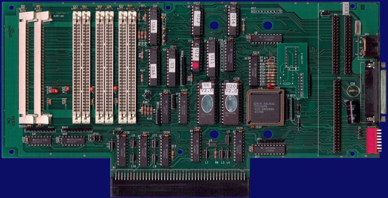 Amiga Hardware Database - Photo Gallery of Roctec RocHard 500