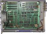 Commodore A1060 - Main board front side