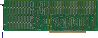 Commodore A2052 -  back side