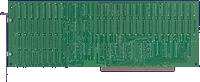 Commodore A2058 -  back side