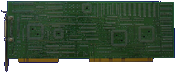 Commodore A2088T -  back side