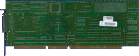 Commodore A2386SX -  back side