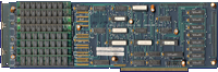 Great Valley Products A3001 (Impact A2000-030) - Series I with RAM8 board back side