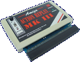 Datel Electronics Action Replay Mk I, II & III - Mk III, A500 version front side