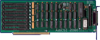 ICD AdSCSI 2080 -  front side