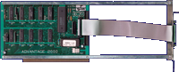 ICD AdSCSI (Advantage) 2000 - with bracket front side