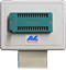 Alcomp Alcomp Eprommer - A2000 version EPROM socket top side