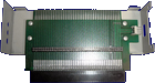 Elaborate Bytes / BSC A.L.F. 2 - BSC A.L.F. 2 SCSI 500 passthrough board front side