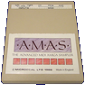 Microdeal A.M.A.S -  front side