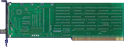 Hydra Systems AmigaNet - Rev 1.2A  back side