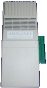 Hydra Systems AmigaNet 500 - Case top side
