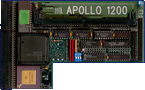 ACT Elektronik Apollo 1200 -  front side