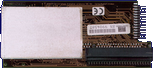 Phase 5 Digital Products Blizzard SCSI Kit IV -  back side
