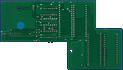 Commodore CDTV Flash Memory -  back side