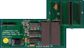 Commodore CDTV Flash Memory -  front side