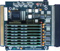 Cortex Design Technologies Cortex A500/A1000 RAM - PCB front side