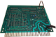 C.D. Express Cubo CD32 - JAMMA Adapter Board back side