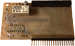 C.D. Express Cubo CD32 - extra Adapter Board back side