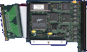 Phase 5 Digital Products CyberStorm - CyberSCSI  module front side