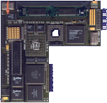M-Tec E-Matrix 530 (Viper 530) - Version with SCSI front side