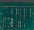 MacroSystem Evolution 500 - PCB back side