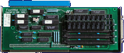 Xetec FastTrak SA-10 - with FastRAM 1000 memory module top side