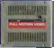 Commodore Full Motion Video - Case front side