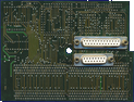 Index Information / Analogic Computers UK fWSI (WallStreet Institute Expansion) - Main Board  back side