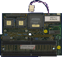 Index Information / Analogic Computers UK fWSI (WallStreet Institute Expansion) - Main Board  front side