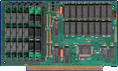 Great Valley Products Impact A2000-RAM8 -  Vorderseite