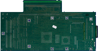 Great Valley Products A530 - PCB back side