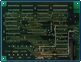 Keybonus Ltd. / Amiga Centre Scotland Harlequin - Daughterboard back side