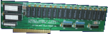 Great Valley Products Impact A500-SCSI - Autoboot- / RAM-Modul  Vorderseite