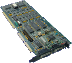 Great Valley Products Impact Vision 24 - Main board front side