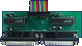 The Puzzle Factory I/O Expansion - Serial board front side