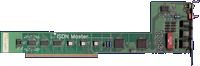 BSC ISDN Master -  front side
