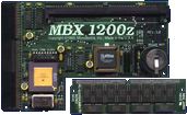 Microbotics MBX 1200 & 1200z - with RAM front side