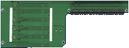 Elbox Mediator PCI 3/4000T -  back side