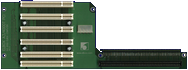 Elbox Mediator PCI 3/4000T -  front side