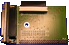 M-Tec M-Tec SCSI-II - Connector board front side