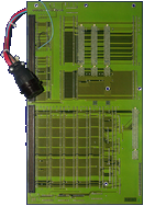 Eagle Computer Products PCI Shuttle -  back side