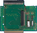 Profex Electronics / Intelligent Memory HD 3300 (HD 500) - without controller board front side