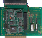 Profex Electronics / Intelligent Memory HD 3300 (HD 500) - with controller board front side