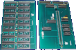 Rex Datentechnik Rex Eprom Card 9204 (Megacart) - A1000 version 9204A and B front side