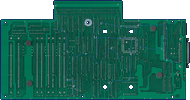 Roctec RocHard 500 - PCB back side